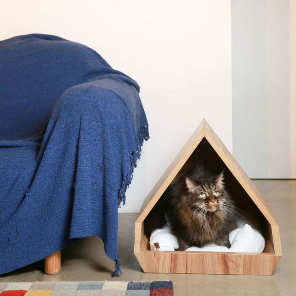 Comprar Toca para Gatos Triângulo