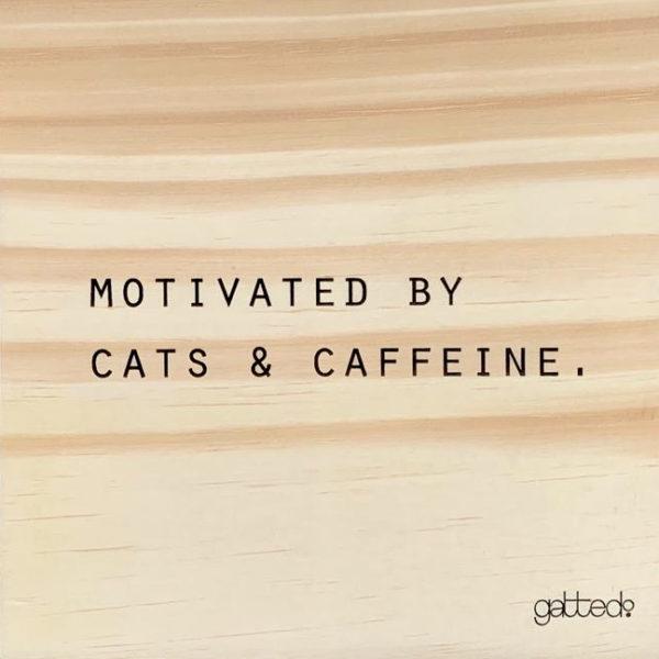 Quadrinho Caffeine