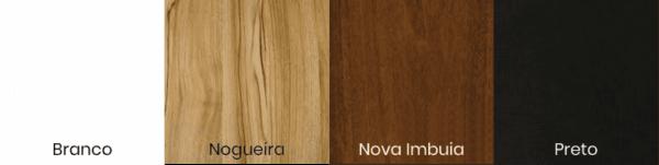 Tons de madeira possíveis