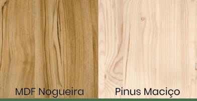 Madeiras Nogueira e Pinus